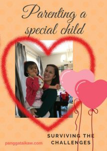 Parenting a special child
