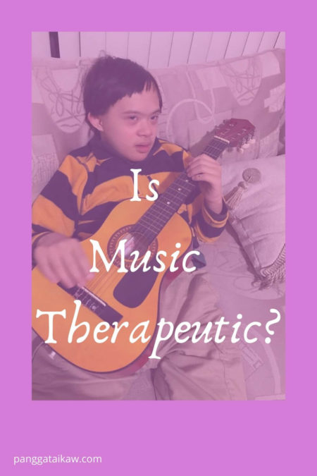 Is music therapeutic?