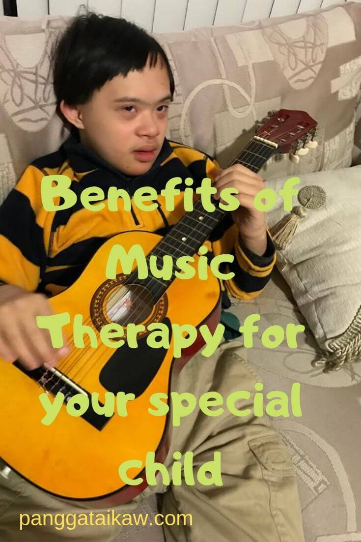 Benefits of Music Therapy for your special child