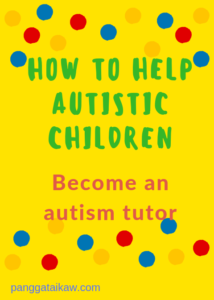 How to help autistic children