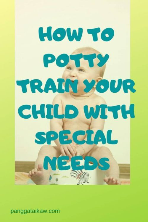 How to Potty Train Your Child with Special Needs