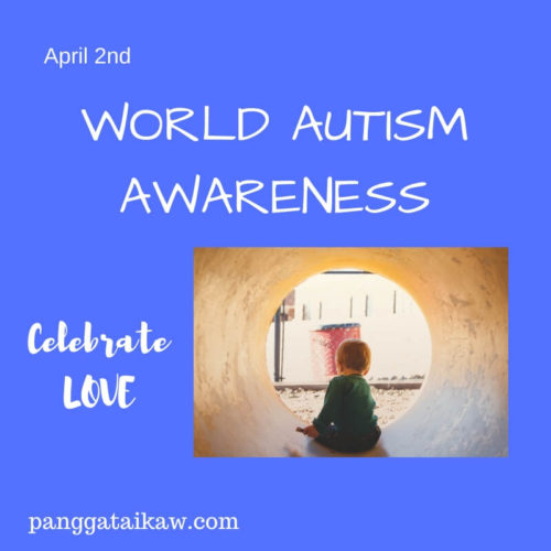 How to spread the word of love-World Autism Awareness day