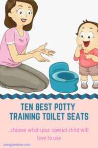 Ten best potty training toilet seats