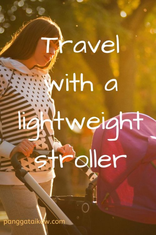 How to Travel with a Stroller : Nine Best Lightweight Strollers (for Children with Special Needs)