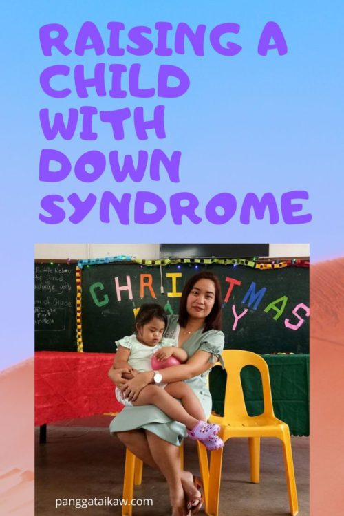 Raising a Child with Down Syndrome ( Hailey is now Three! )
