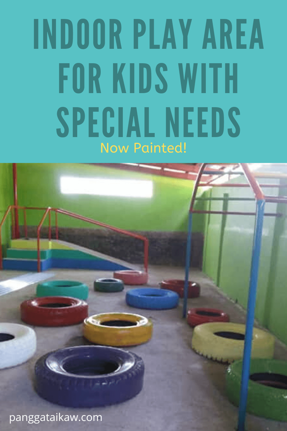Indoor Play Area for Special Kids