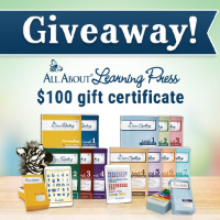 Giveaway- All about learning press