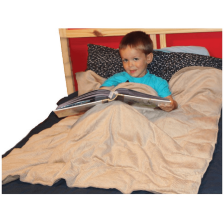 Weighted blanket for Autism Meltdown