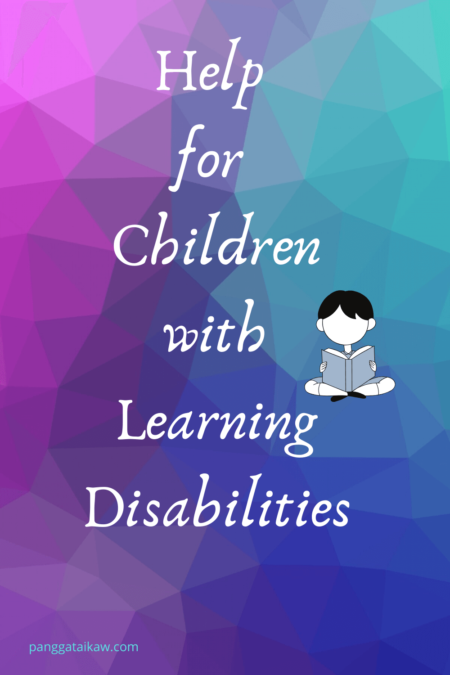 Help for Children with Learning Disabilities