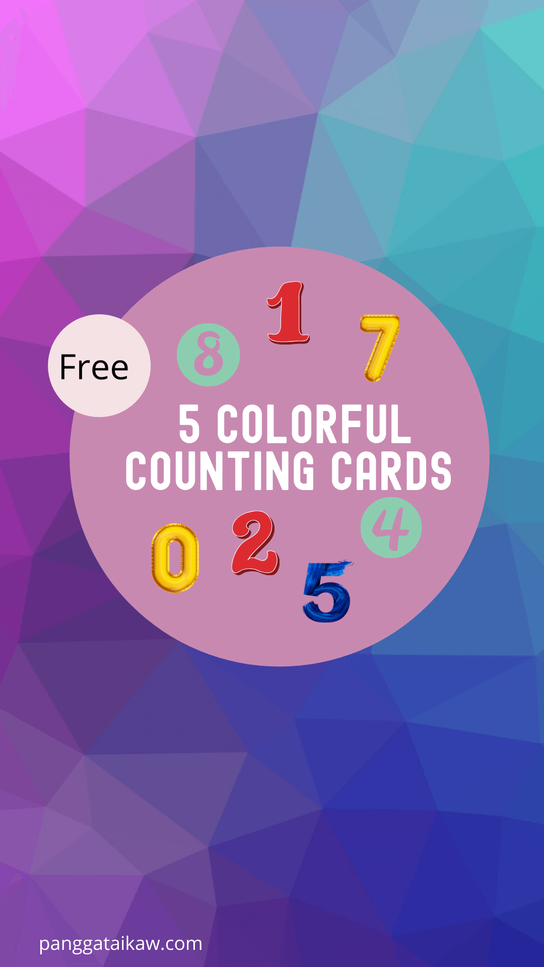 Free resources-Counting cards