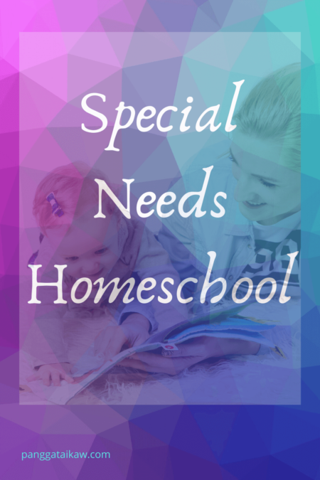 Special Needs Homeschool