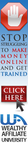 Join Wealthy Affiliate, Make Money Online