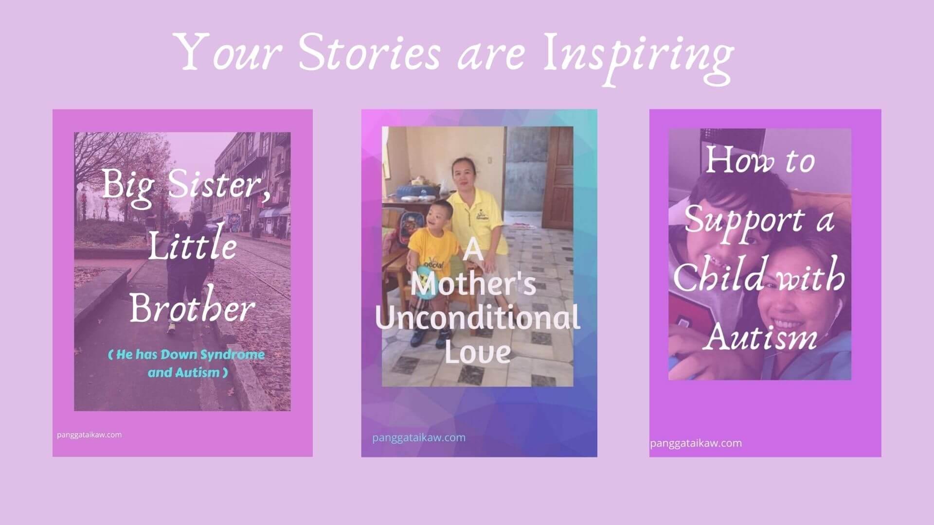 Pangga ta Ikaw Stories